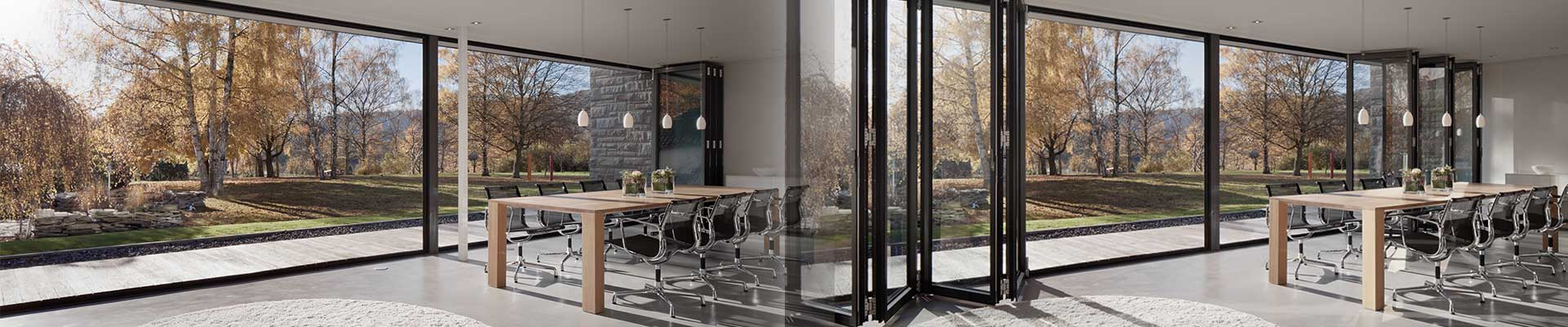 Solarlux Bifold Doors Windows